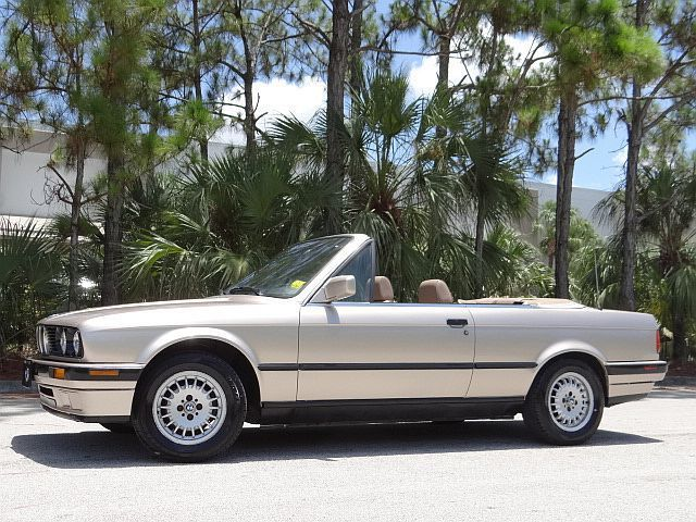 1992 BMW 3-Series Convertible