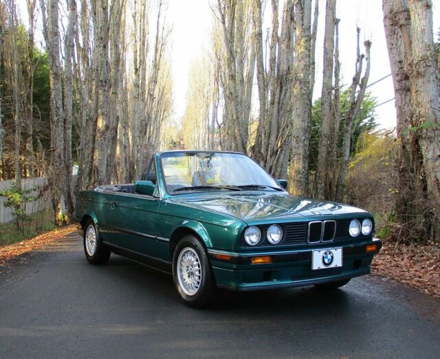 1992 BMW 3-Series 318iC