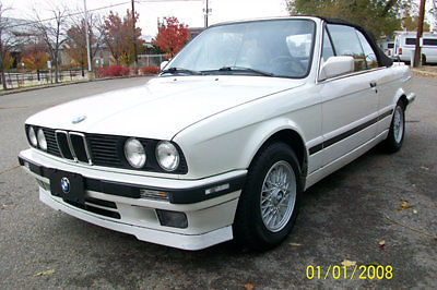1992 BMW 3-Series 325iC