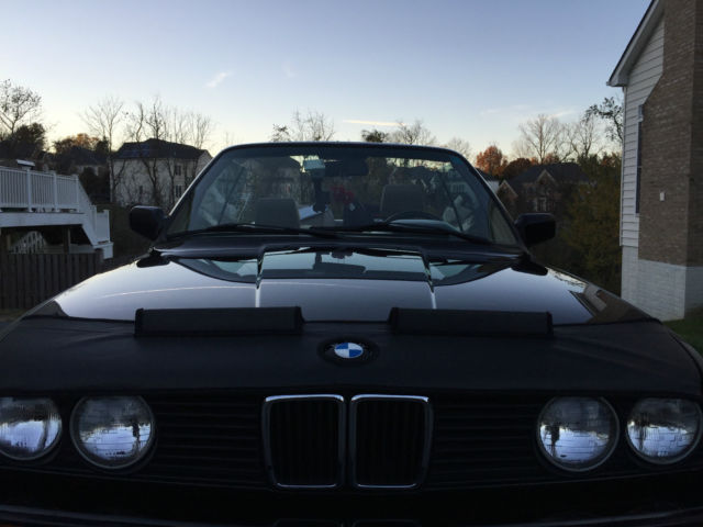 1992 BMW 3-Series Base Convertible 2-Door