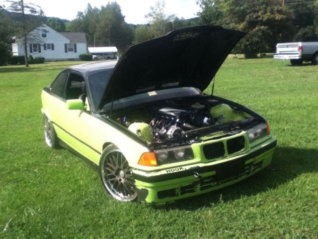 1992 BMW 3-Series is