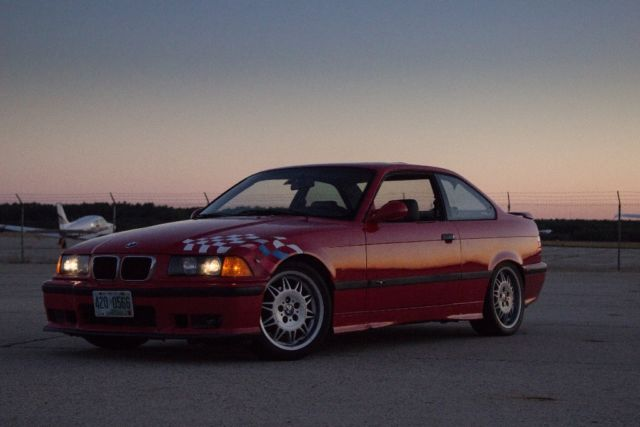 BMW Is Clubsport For Sale Photos Technical - 1992 bmw 325is