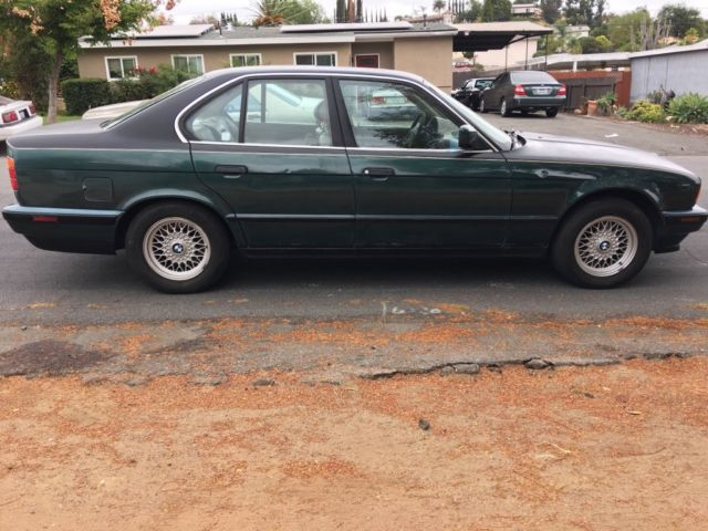 El Cajon Bmw >> 1992 BMW 535i 5 speed with Limited Slip E34 sedan, not M5, 525, or 540 in CA for sale: photos ...