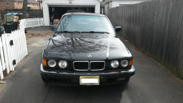 1992 BMW 7-Series iL