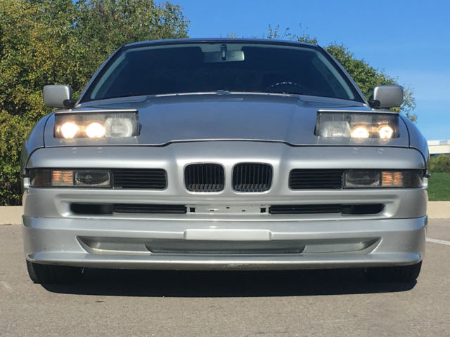1992 BMW 8-Series 850Ci
