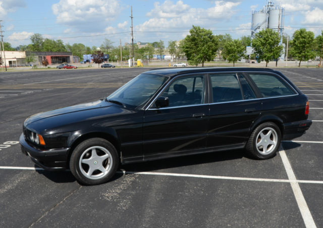 1992 BMW 5-Series TOURING WAGON