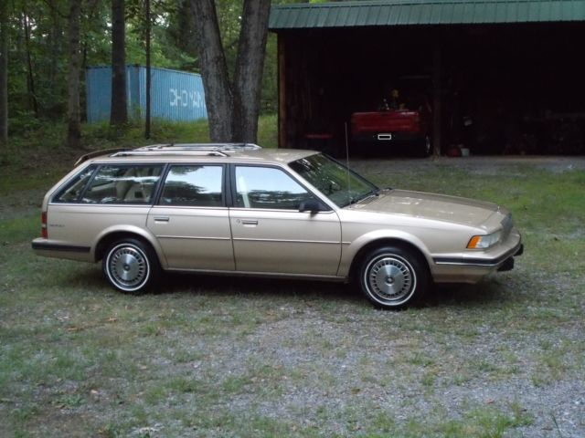 1992 buick century station wagon w only 38k miles for sale photos technical specifications. Black Bedroom Furniture Sets. Home Design Ideas