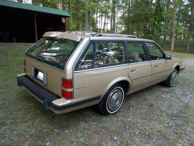 1992 Buick Century Station Wagon w/ ONLY 38K MILES!! for ...