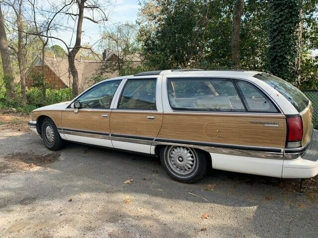 1992 buick roadmaster estate wagon family cruiser low mi for sale photos technical specifications description 1992 buick roadmaster estate wagon family cruiser low mi for sale photos technical specifications description