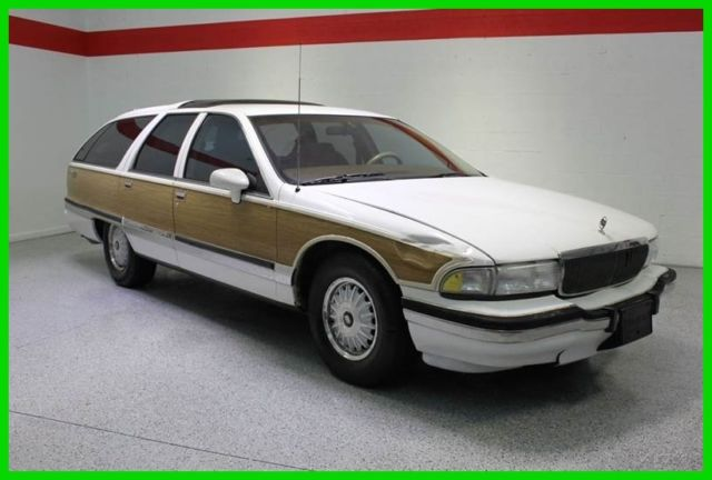 1992 Buick Roadmaster Estate