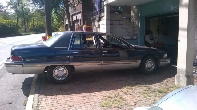1992 Buick Roadmaster GS Limited With A 1995 C91 57liter lt1