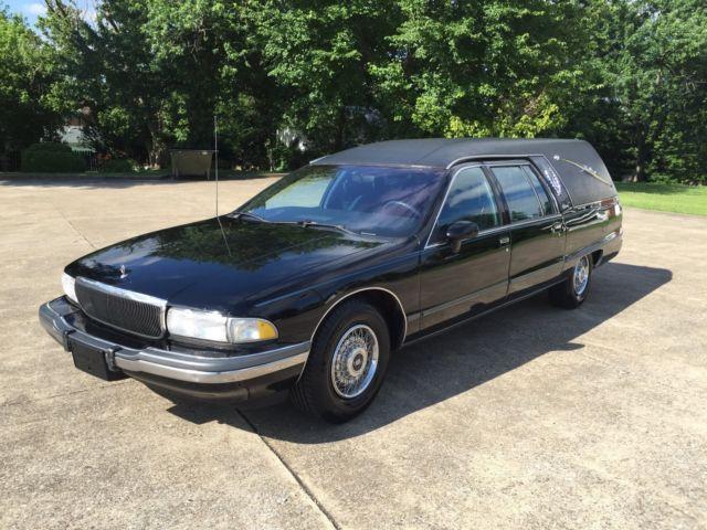 1992 Buick Roadmaster He