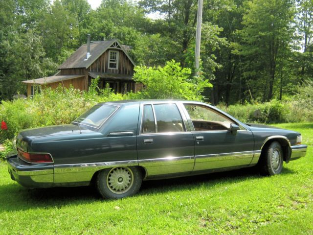 1992 buick roadmaster sedan for sale photos technical specifications description topclassiccarsforsale com
