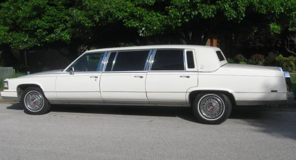1992 Cadillac Brougham Base Sedan 6-Door 5.7L For Sale