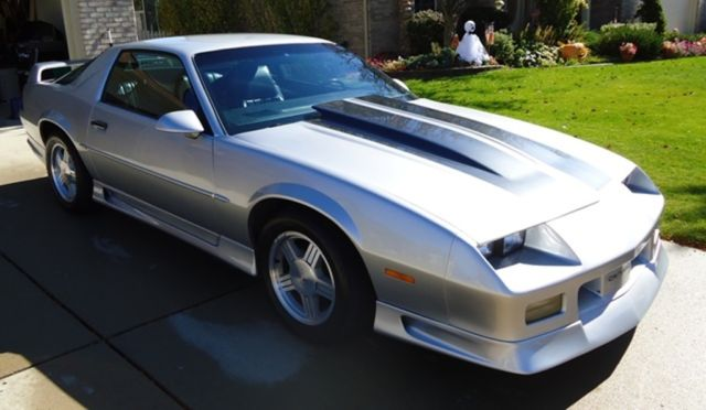 1992 Camaro RS for sale: photos, technical specifications