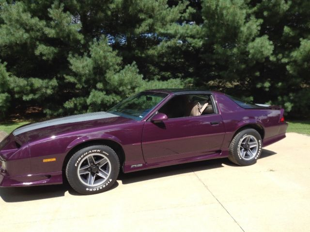 1992 camaro rs 25th anniversary for sale photos technical