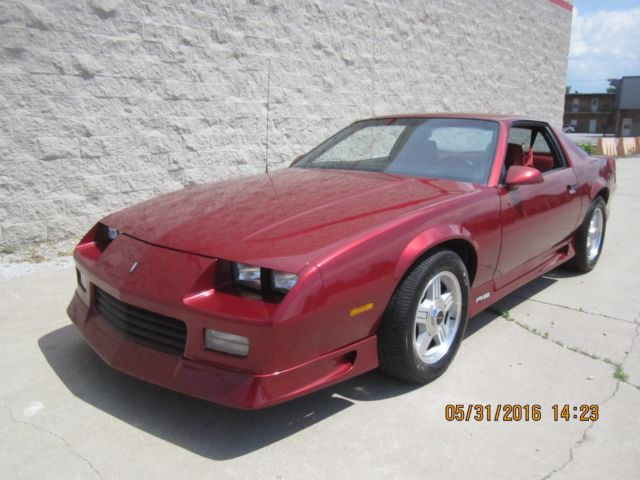 1992 Chevrolet Camaro 1LE RS