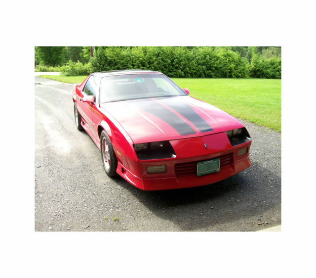 1992 Chevrolet Camaro RS 25th Anniversary Edition