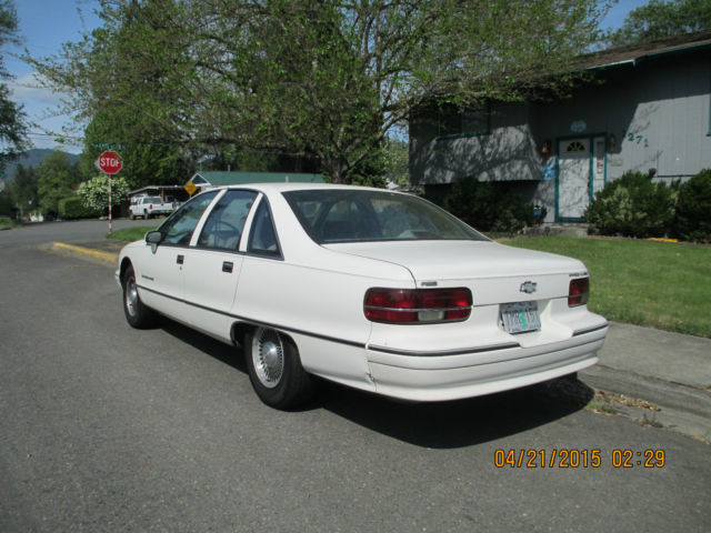 1992 chevrolet caprice classic ltz sedan 4 door 5 0l for for Classic house 1992