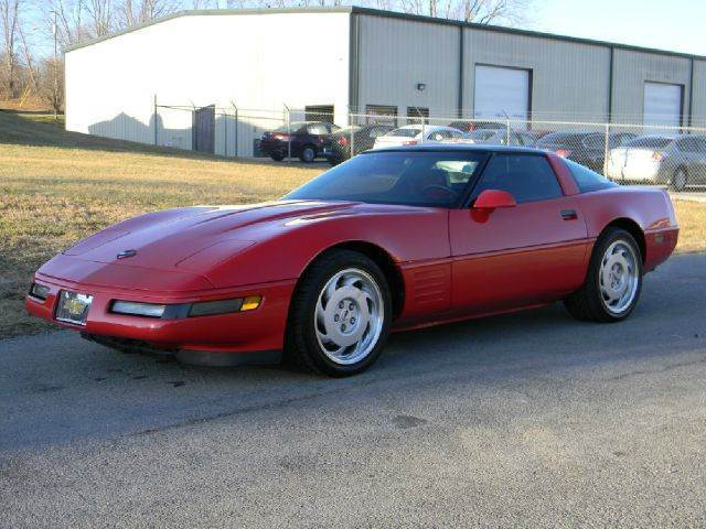 1992 Chevrolet Corvette Base 2dr STD Hatchback