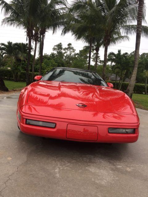 1992 Chevrolet Corvette LT1 for sale photos technical