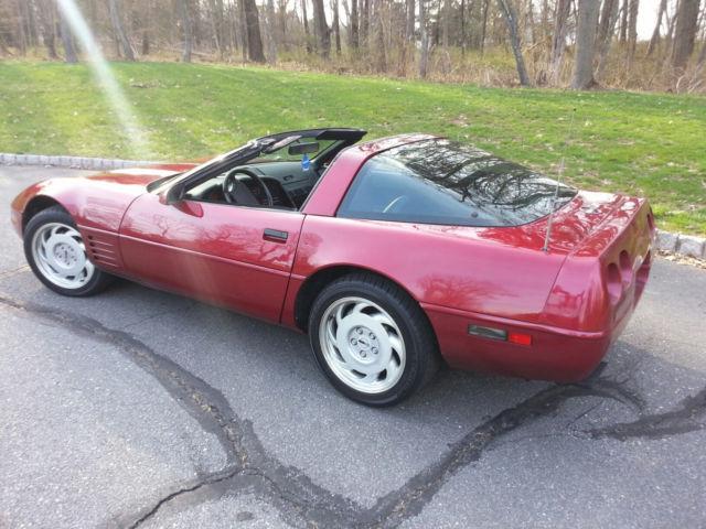 1992 Chevrolet Corvette  LT1auto for sale photos technical