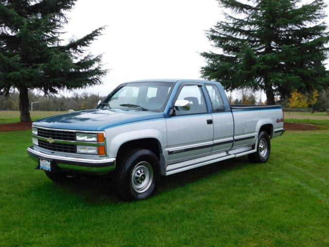1992 chevy 2500 4x4