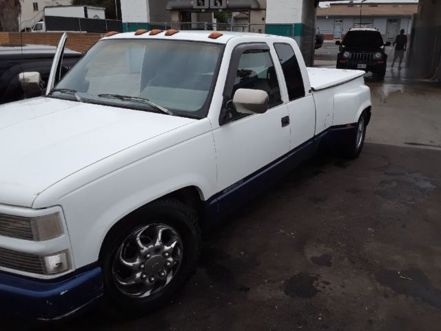 1992 Chevrolet Other Pickups Dually