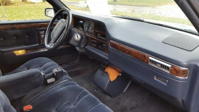 1992 chrysler new yorker fifth avenue sedan 4 door 3 8l for 1992 chrysler new yorker salon