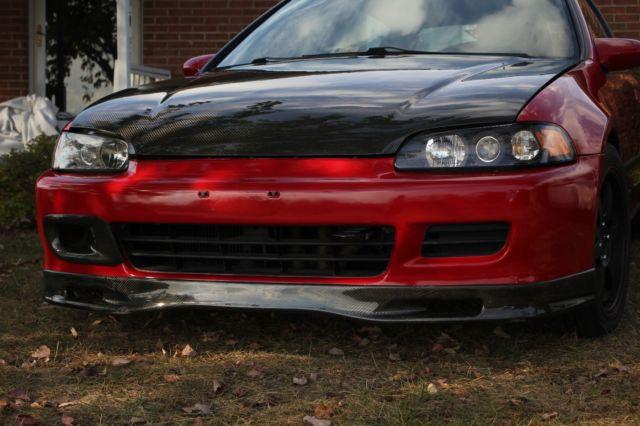 1992 Civic Hatchback