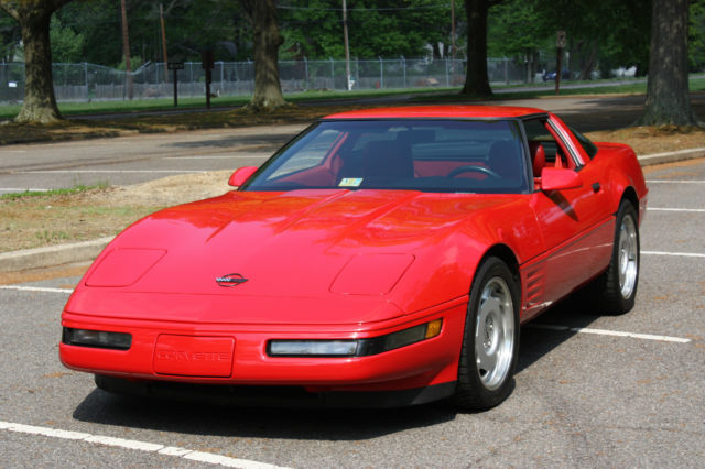 1992 Chevrolet Corvette Targa Top