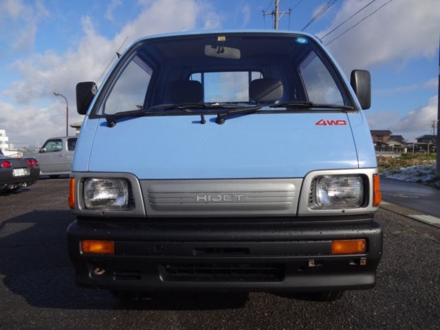 1992 DAIHATSU HiJet 20648mil pick up truck for sale: photos