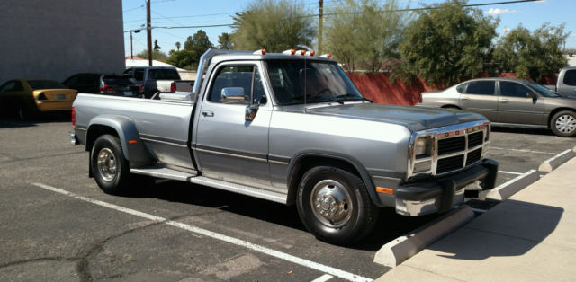 dodge d350 pickup 2 door 5 9l 12 valve cummins turbo diesel for sale. Cars Review. Best American Auto & Cars Review