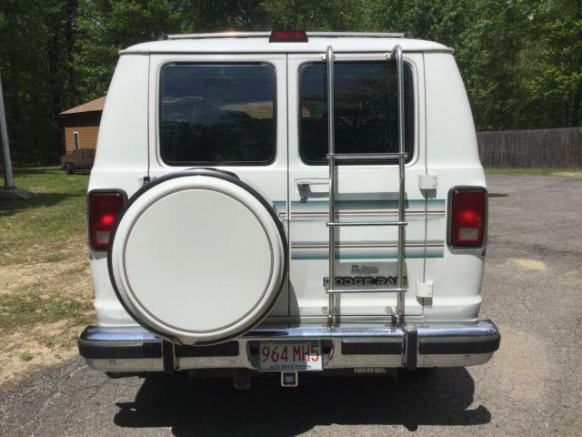 1992 Dodge Mark III Conversion Van