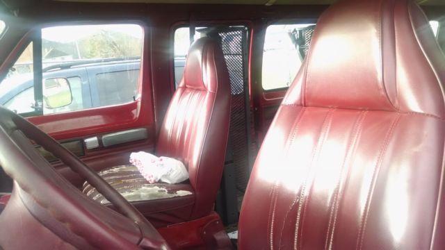 1992 Dodge Ram Van 350 205 033 Miles Have Key Starts