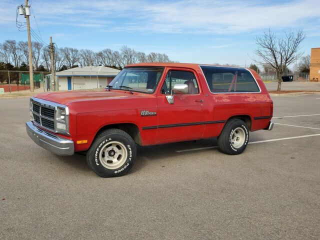 1992 Dodge Ramcharger Cummins Turbo Diesel Swapped For Sale Photos