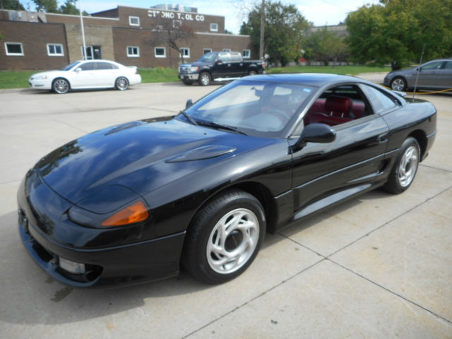 1992 Dodge Stealth NO RESERVE AUCTION - LAST HIGHEST BIDDER WINS CAR!