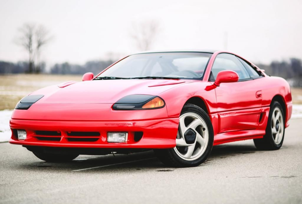 1992 Dodge Stealth VERY NICE TWIN TURBO LOW MILE ORIGINAL STEALTH VR4