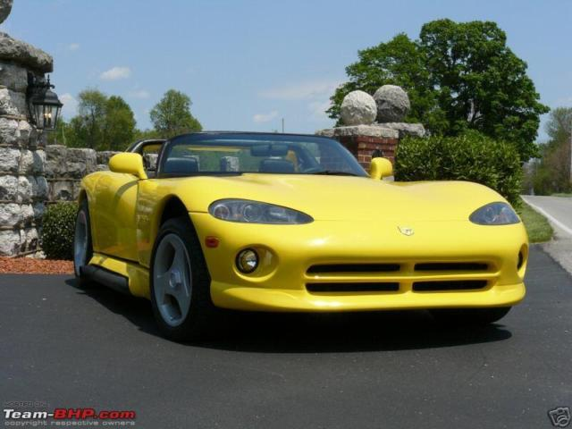 1992 Replica/Kit Makes Dodge Viper RT/10