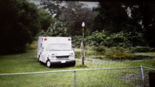 1992 Ford E-Series Van Ambulance