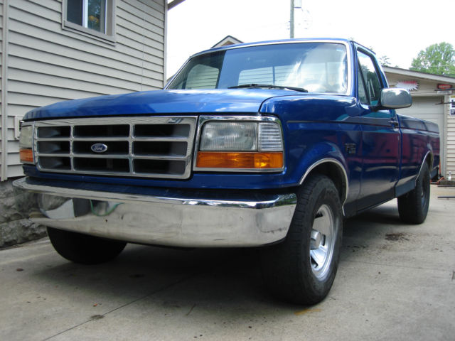 1992 Ford F-150 F150 XL base model