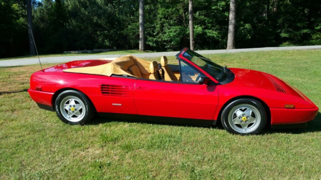 1992 ferrari mondial t 11 600 miles prices are going up on primo mondials for sale photos. Black Bedroom Furniture Sets. Home Design Ideas