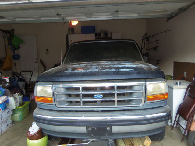 1992 Ford Bronco