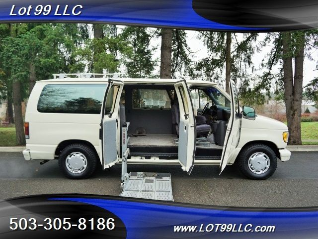 1992 Ford E-Series Van E-150 ADA WHEEL CHAIR VAN 110K