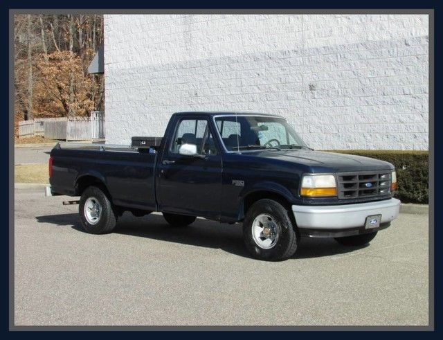 1992 Ford F-150 North Carolina Pick up Truck 8 Ft Bed