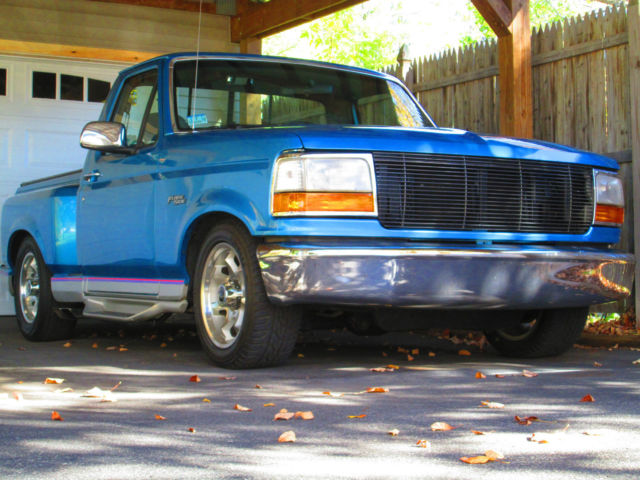 1992 Ford F-150 Flare-side