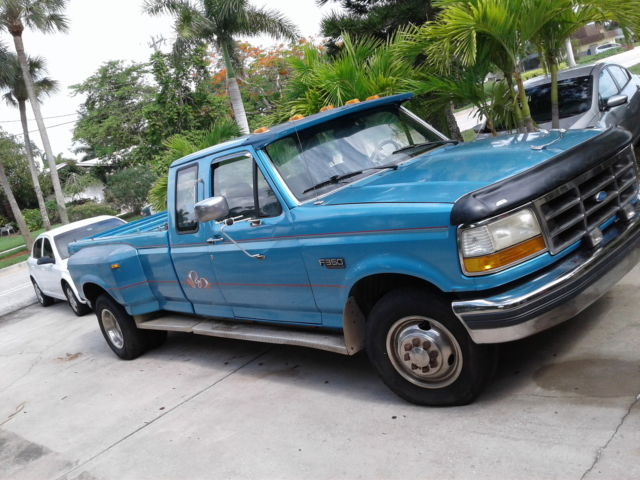 1998 ford f350 dually specs