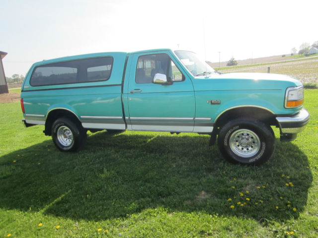 1992 ford f150 custom special edition xl xlt lariat 4x4 pickup 2dr head turner for sale photos. Black Bedroom Furniture Sets. Home Design Ideas