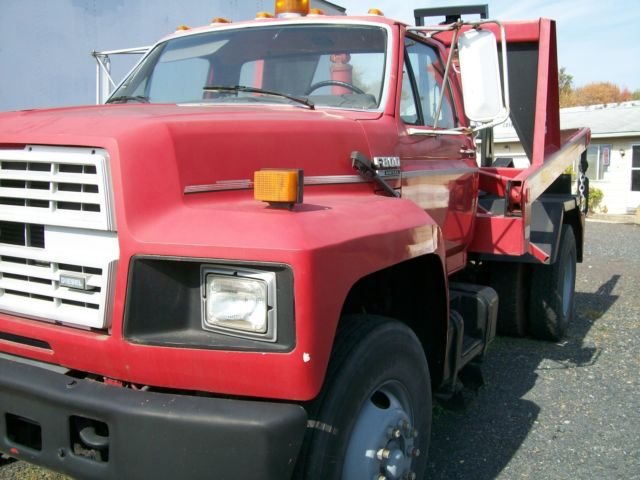 1992 Ford Other Pickups Base Straight Truck - Medium Conventional
