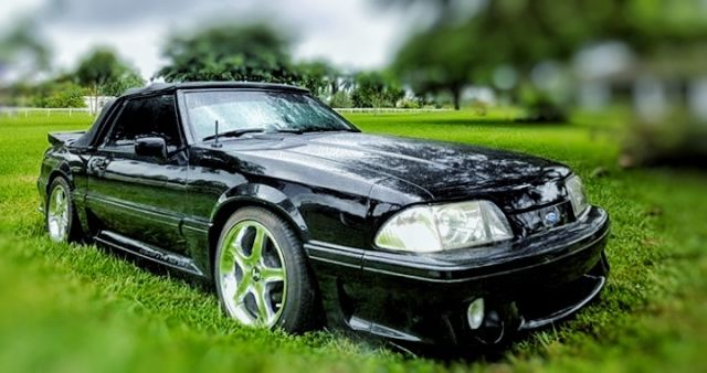 1992 ford mustang gt convertible 5 0 foxbody for sale photos technical specifications description. Black Bedroom Furniture Sets. Home Design Ideas